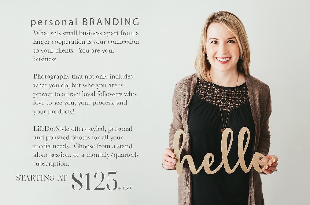 Edmonton Social Media Branding Photographers
